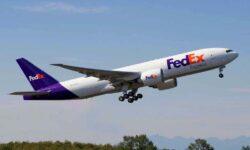 Boeing 777F Fedex