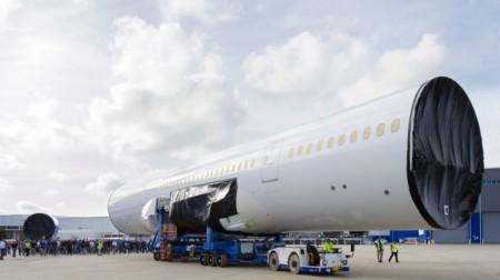 Boeing usará los tres primeros B-787-10 para el programa de certificación a lo largo de 2017.