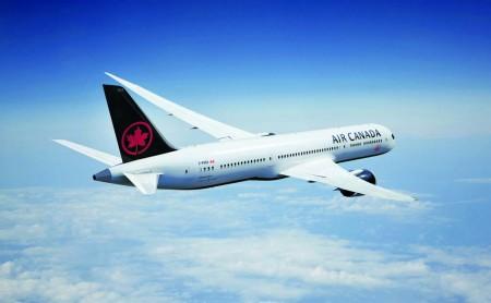 La nueva imagen corporativa de Air Canada es la quinta desde la fundación de la compañía en 1937.