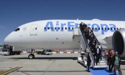 La red de destinos internacionales de Air Europa crece gracias a sus nuevos Boeing 787