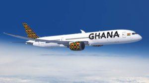 El Gobierno de Ghana quiere crear una nueva aerolínea nacional con aviones Boeing 787 y De havilland Canada Dash 8.