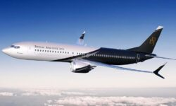 Boeing BBJ MAX