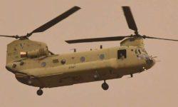 Boeing CH-47 del Ejército de Australia