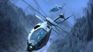 Propueta de Boeing para el programa FARA del Ejército de Estados Unidos.