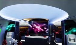 Así piensa Boeing que podrán ser las cabinas de pasaje en un próximo futuro.