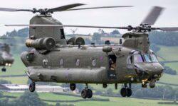 Boeing H-47 Chinook de la RAF