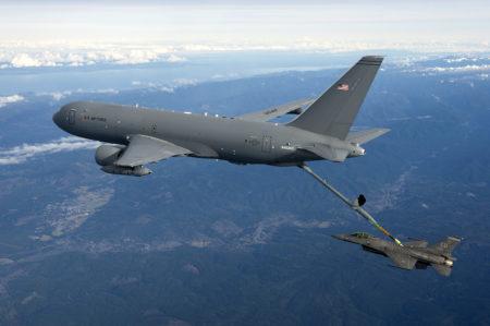 El Boeing KC-46 también sigue dando quebraderos de cabeza a Boeing.