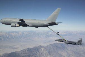 El Boeing KC-46 es un derivado del B-767.
