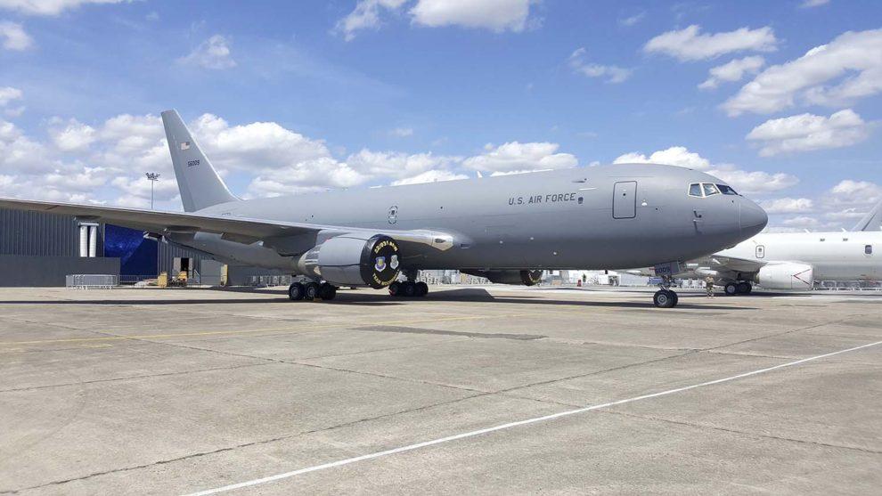 La USAF ha restringido el uso operativo de los KC-46A en servicio.