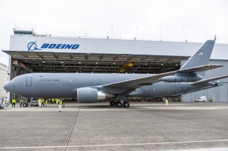 Boeing usará cuatro aviones para las pruebas y certificación del KC-46A antes de su entrega a la USAF.