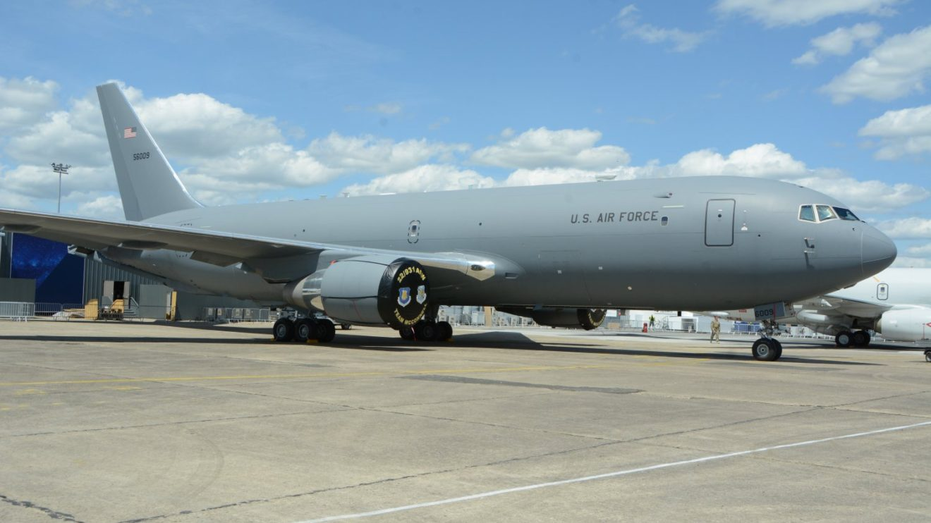 Boeing KC-46A de la USAF.