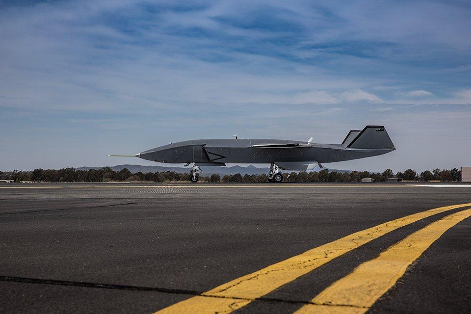 En diciembre de 2020 se completaron las pruebas de rodaje auónomo tanto a baja como a lata velocidad del Loyal Wingman.q