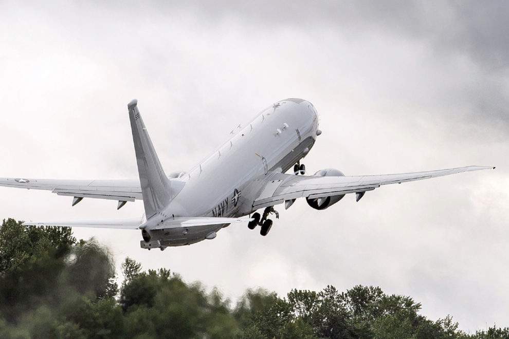 El P-8 que Boeing entregó en mayo de 2020 fue el ejemplar número 100 para la Marina de EE.UU.q