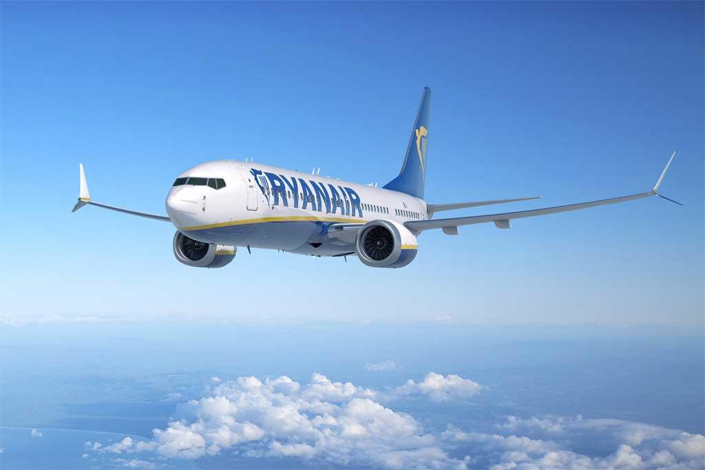 Ryanair ganó un 66 por ciento más en su último ejercicio fiscal