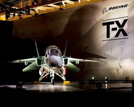 El Boeing Saab T-X tiene dos padres tecnológicos: el F/A-18 y el Gripen.