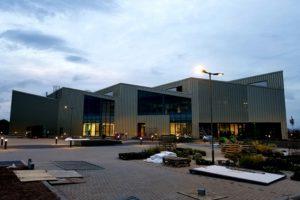 Nueva factoría de Boeing en Sheffield (Reino Unido).