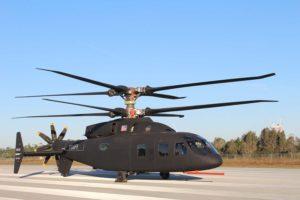 El SB-1 es un desarrollo directo del S-97 Raider que voló en 2015.
