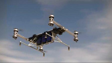 El UAV de carga de Boeing servirá para desarrollar y probar nuevas tecnologías en este campo.