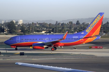 Boeing 737 de Southwest Airlines