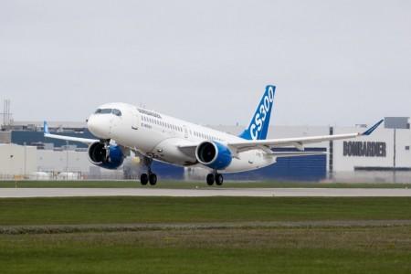 Airbus se encargará de gestionar el programa Bombardier CSeries, que también se montará en Mobile (Estados Unidos).