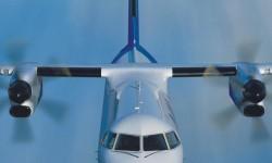 El Q400 será el único turbohélice en producción con una versión combi.