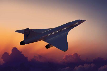 El Boom Overture  podrá transportar a un máximo de 75 pasajeros.