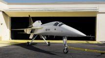 El XB-1 servirá desde 2021 para probar en vuelo diversas tecnologías que permitan el vuelo supersónico de pasajeros sin restricciones.q