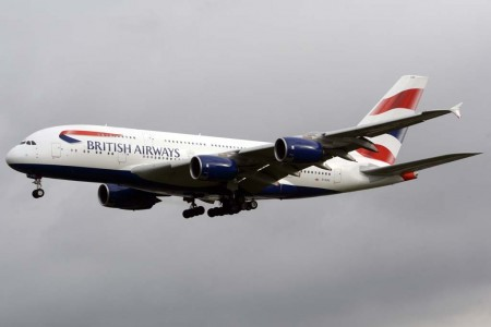 La ocupación media de los vuelos de British Airways, parte de IAG, tuvo un ligero descenso en British Airways como consecuencia de la incorporación de nuevos aviones, como el Boeing 787 y el Airbus A380