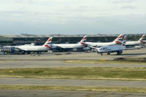 British Airways, por su gran red asiática es la aerolínea de IAG más expuesta a las suspensiones de vuelos por la epidemia del coronavirus.