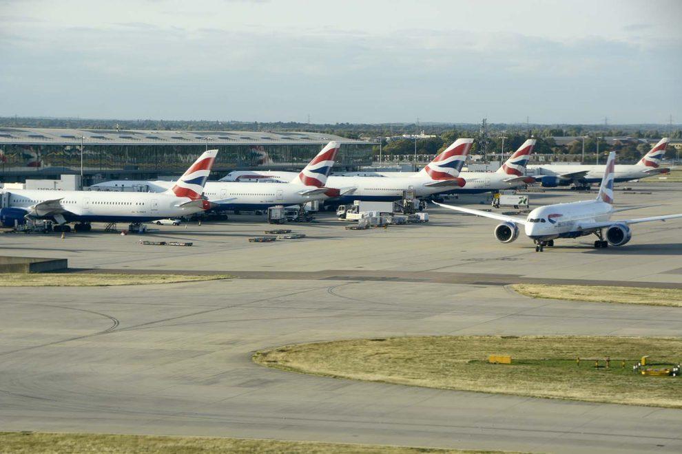 British Airways ha sido la aerolínea de IAG con menor crecimiento en 2018.