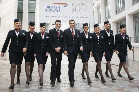 British Airways eeduce su operación en un 90 por ciento y aplica un ERTE a uos 36.000 empleados.