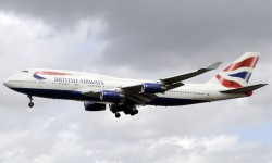 British Airways ha crecido un 5,1 por ciento en PKT en enero de 2013 respecto a enero de 2012.