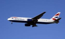 Los Boeing 767 de British Airways cubren las rutas europeas de mayor demanda de pasaje.