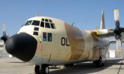 Lockheed C-130 de la Fuerza Aérea de Marruecos