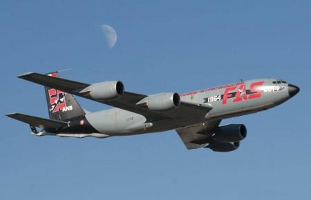 Boeing C-135FR francés