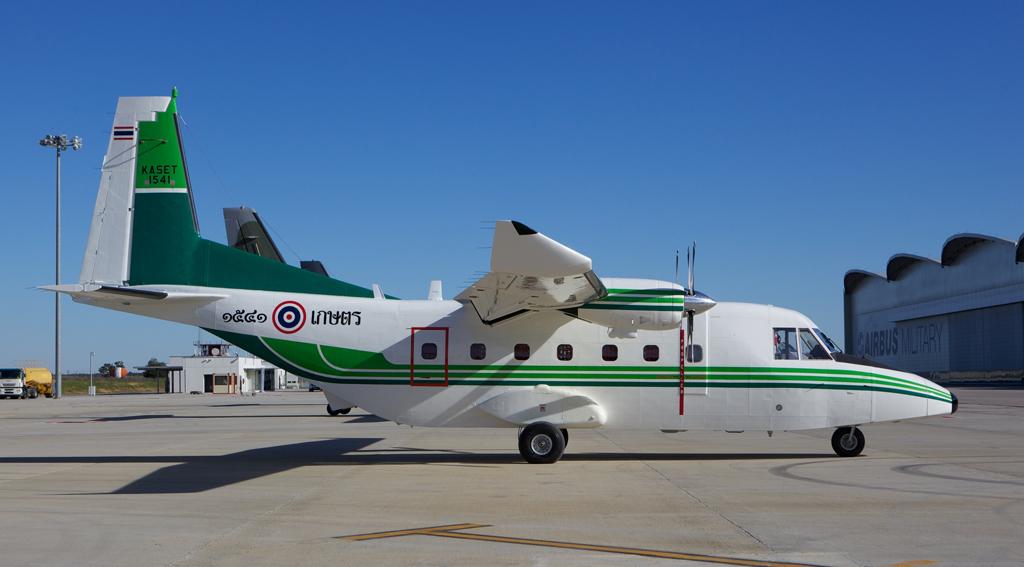 Airbus Military C-212-400