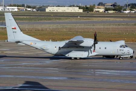 C295MPA/ASW de la Fuerza Aérea de Omán.