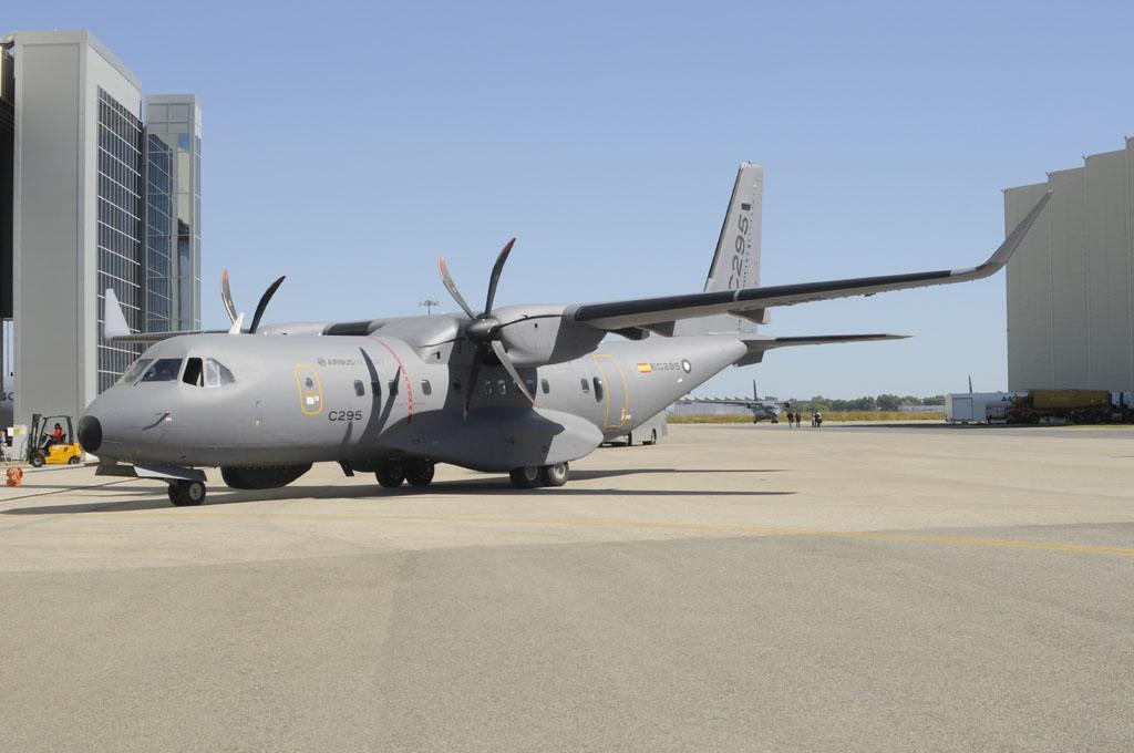 Airbus Military C295W
