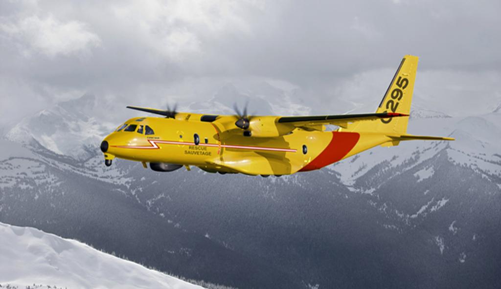 Três novos aviões SC-105 para a FAB