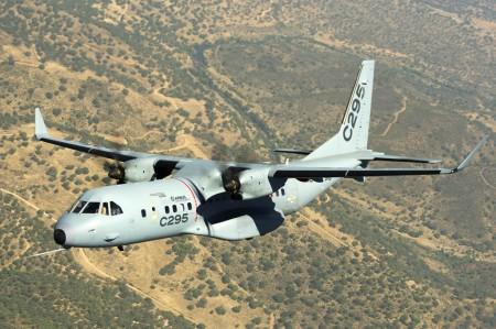 Airbus Military C295.