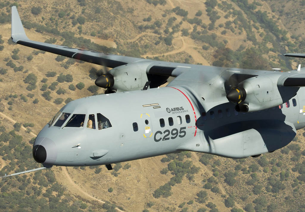 Airbus Defense and Space C295