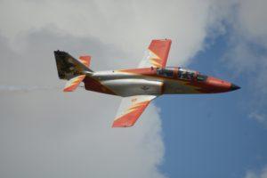 Los Beech T-6 y Pilatus PC-21 son los aviones favoritos para sustituir a los CASA C-101 de la Academia General del Aire-