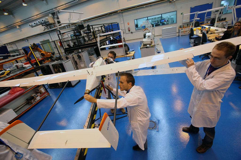 CATEC refuerza su posición como especialista en sistemas aéreos no tripulados