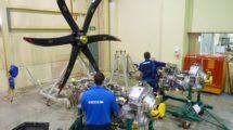 CESA está especializada en sistemas hidráulicos, neumáticos y electromecánicos para uso aeronáutico y espacial.