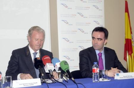 Presentación del Aerobarómetro 2012.