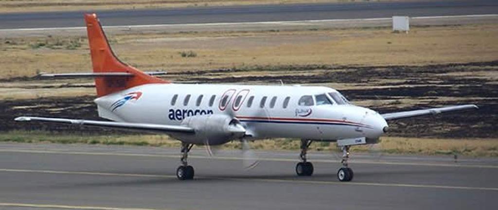 Fairchild Metro 23 CP-2548