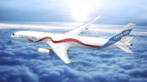 El CRAIC CR929 quiere competir con aviones como el Boeing 777 y el Airbus A350.