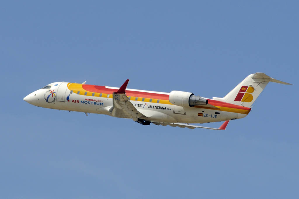 CRJ200 Air Nostrum
