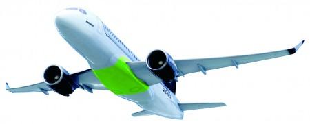Aernnova entrega a Bombardier el primer cajón central del ala