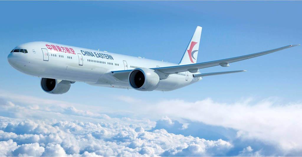 Boeing 777-300ER de China Eastern
